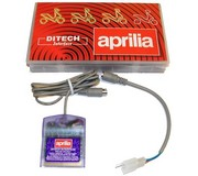 Aprilia DITech interface