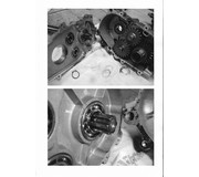 PGO TR-3 differential gear