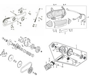 Spare part drawings